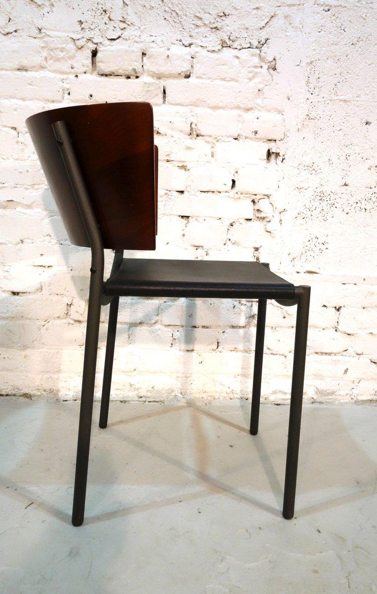 lila hunter stuhl von philippe starck f r xo 1988 bei pamono kaufen. Black Bedroom Furniture Sets. Home Design Ideas