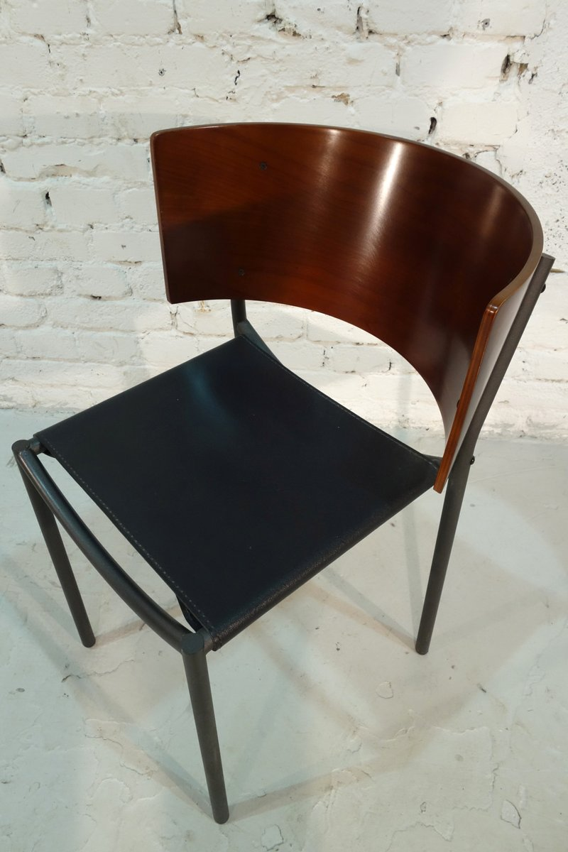 Lila Hunter Chairs By Philippe Starck For XO, 1988, Set Of 4