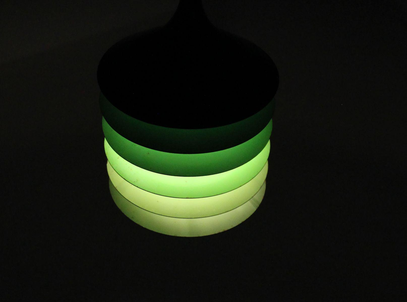 Scandinavian Pendant Lights 1970s Set Of 3 For Sale At