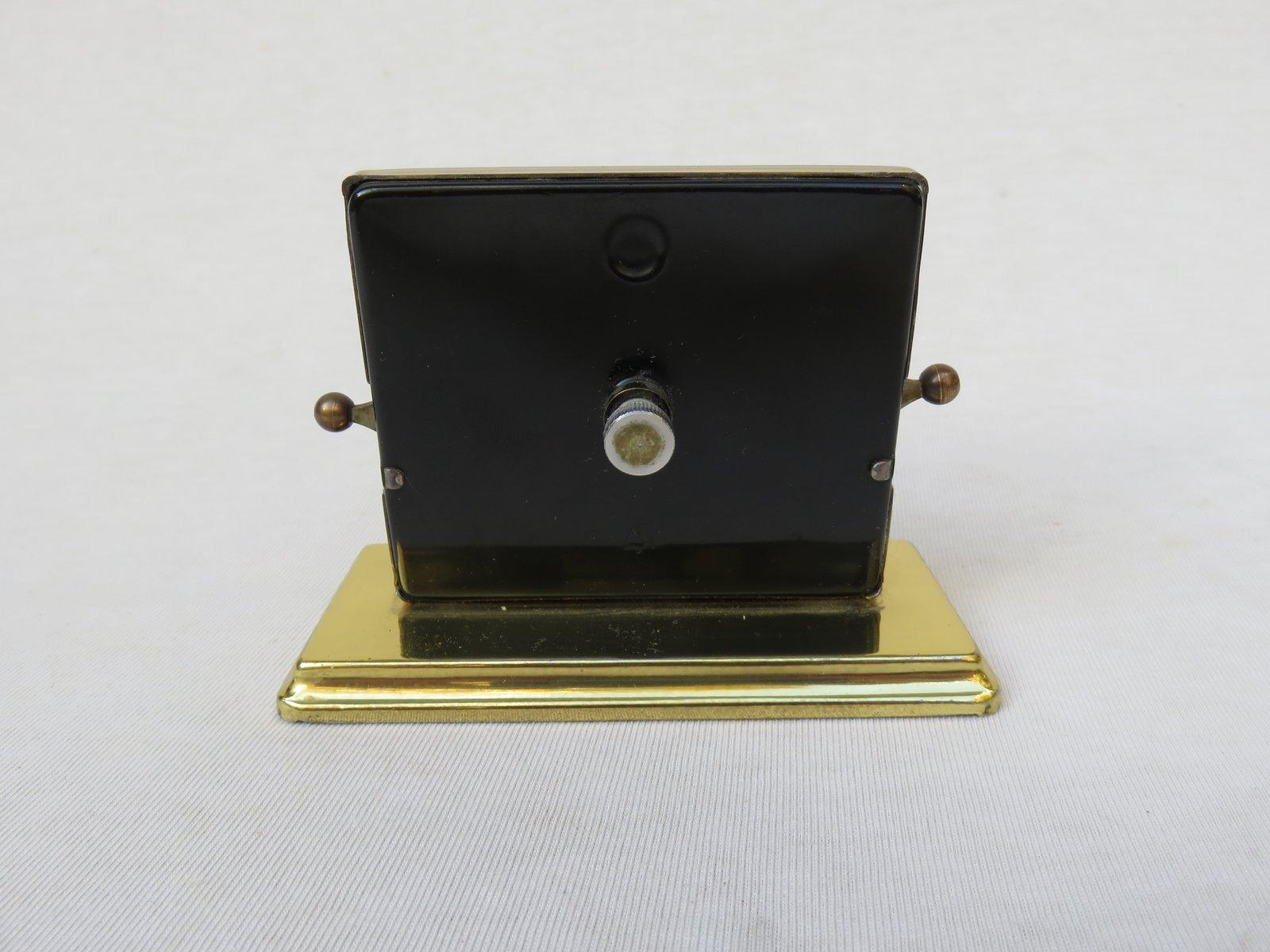 Perpetual Calendar Art Deco : Art deco brass perpetual calendar from jakob maul s