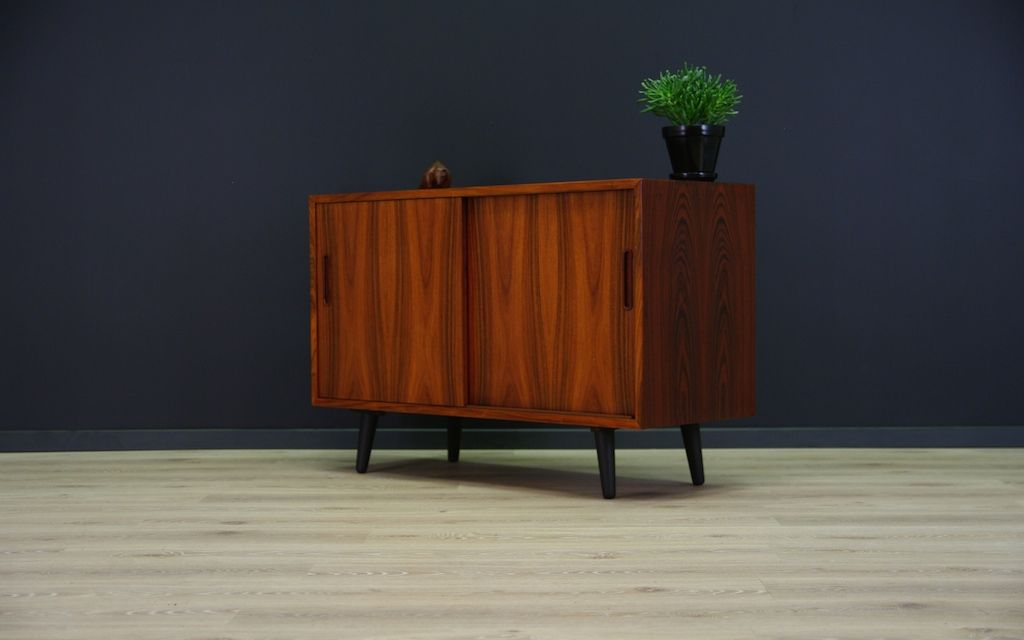 Rosewood Cabinet by Poul Hundevad for Domus, 1960s for sale at Pamono
