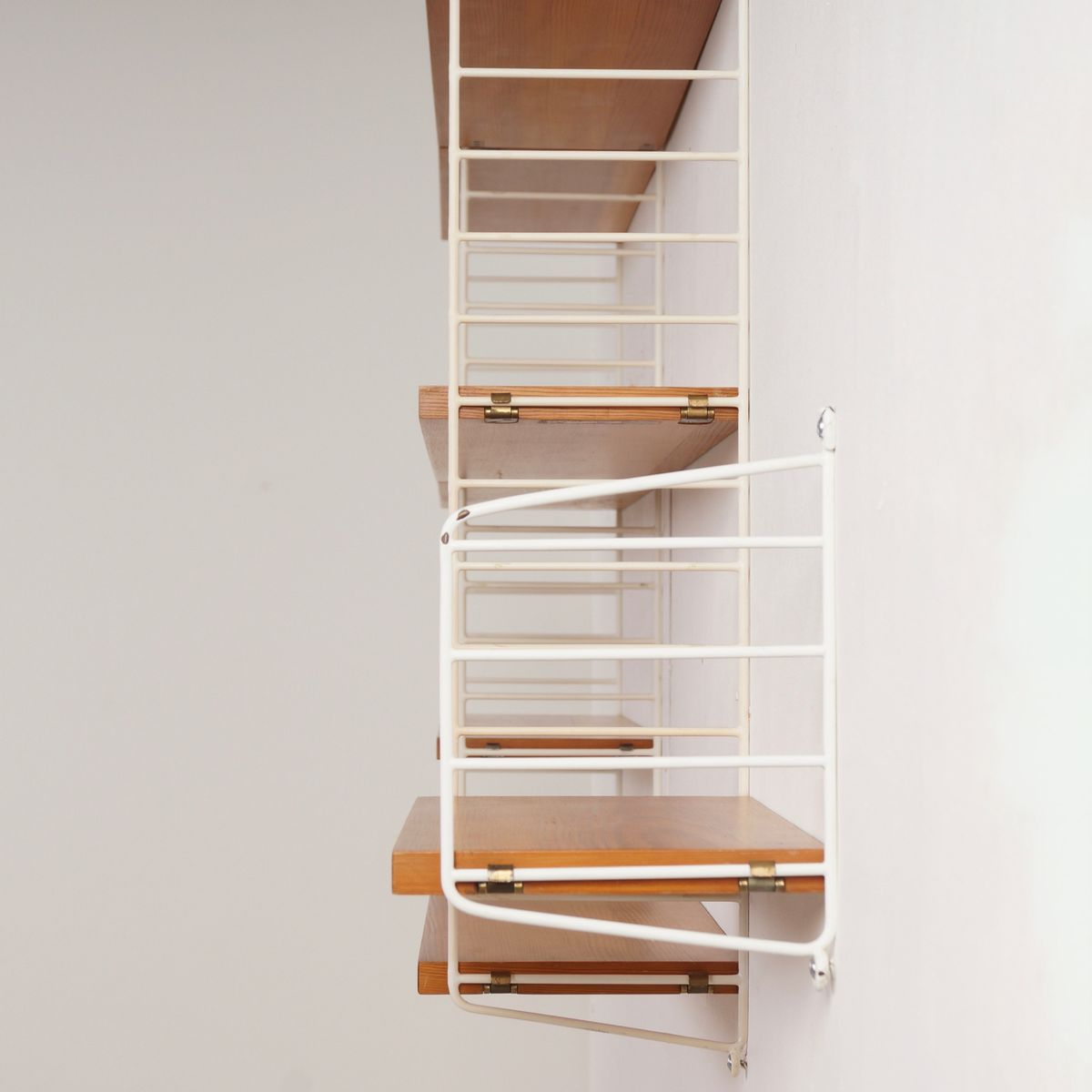Small Swedish Wall Unit By Nisse Strinning For String