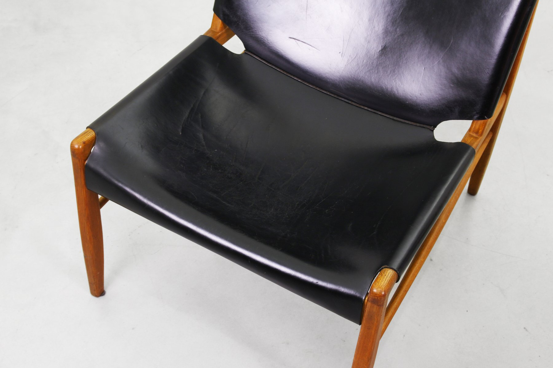 Lutz Möbel lounge chairs by franz xaver lutz for wk möbel 1958 set of 2 for sale at pamono