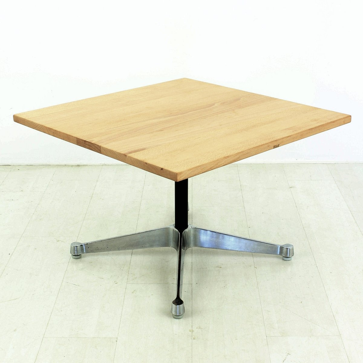 Mid Century Beech Coffee Table 1950s For Sale At Pamono