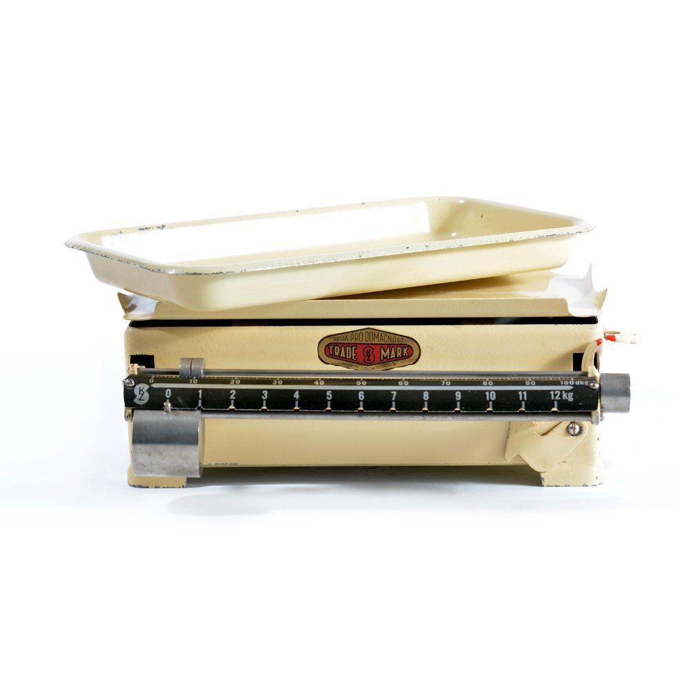Balance de cuisine vintage 1960s en vente sur pamono for Prix balance de cuisine