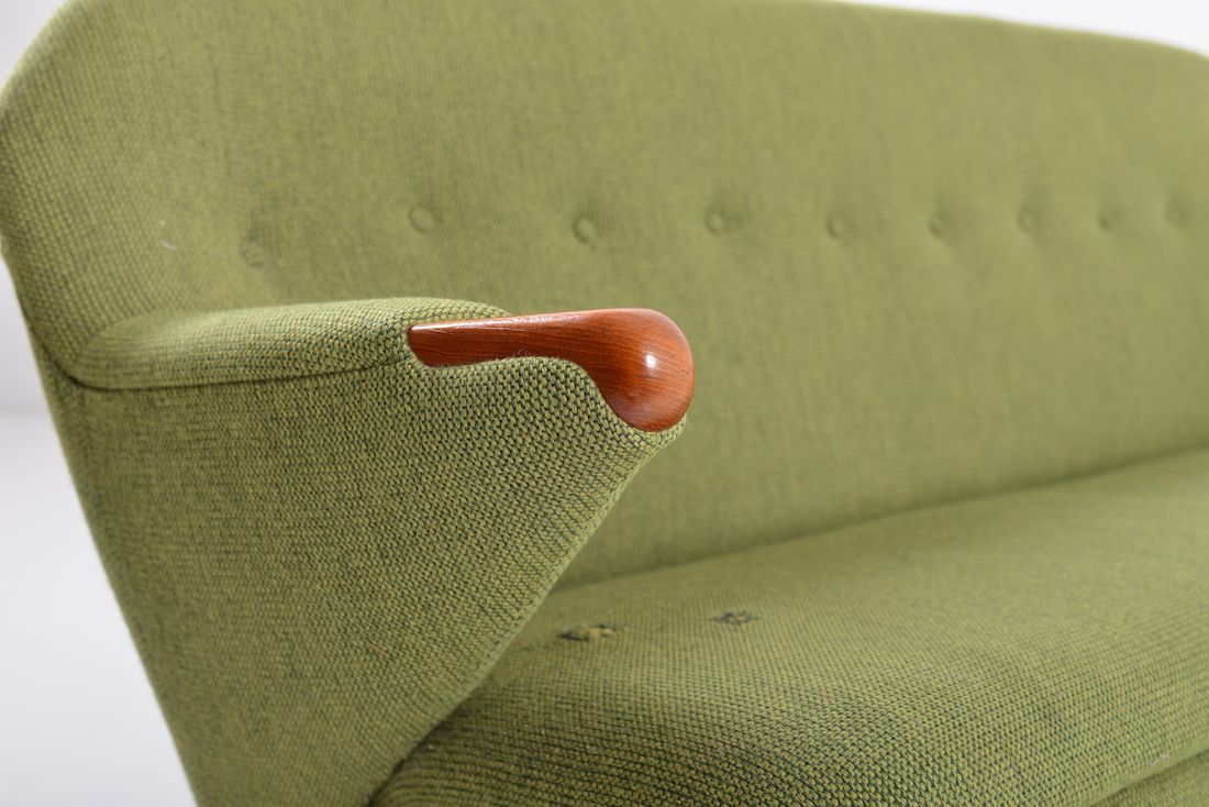 Danish 3-Seater Sofa by Georg Thams for Vejen Polstermøbelfabrik ...