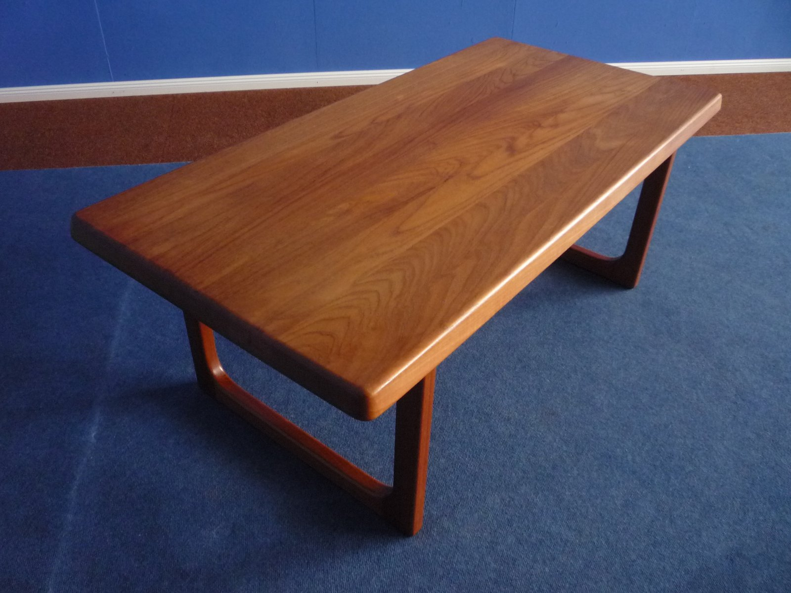 Danish teak coffee table by niels bach 1970s for sale at pamono danish teak coffee table by niels bach 1970s 8 142100 price per piece geotapseo Images