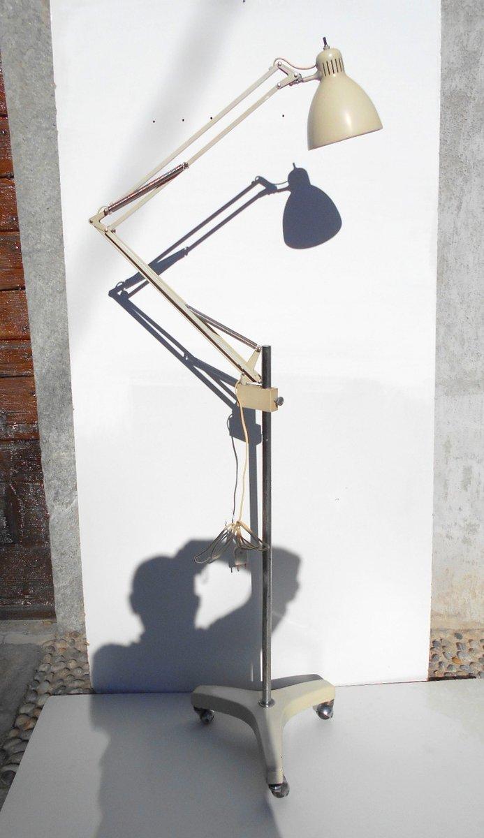 naska loris stehlampe von arne jacobsen f r luxo 1950er. Black Bedroom Furniture Sets. Home Design Ideas