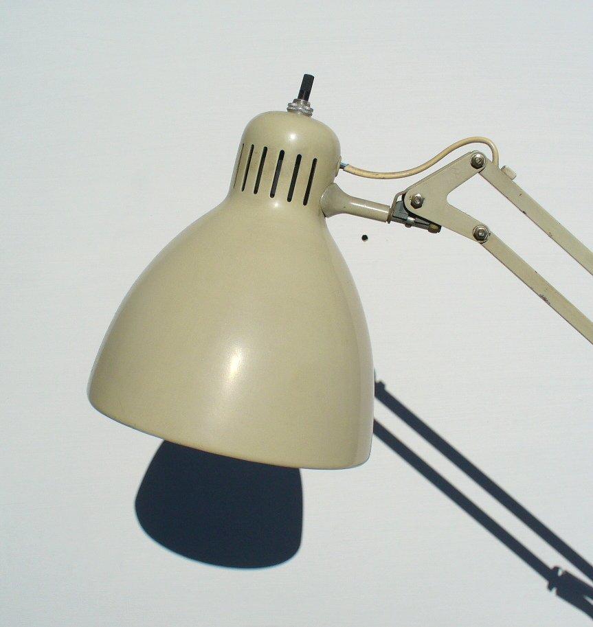 Lampada da terra Naska Loris di Arne Jacobsen per Luxo, anni '50 in vendita su Pamono