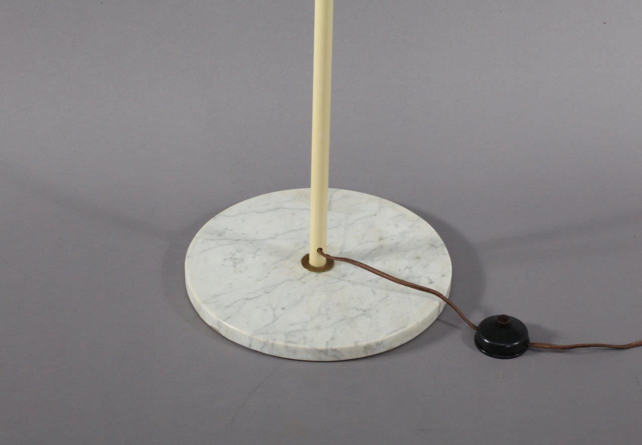 Vintage italian floor lamp 1950s for sale at pamono for 4 bulb antique floor lamp
