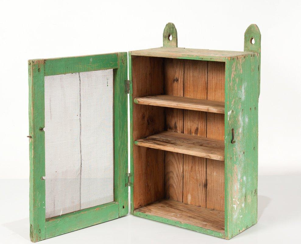 kleiner spanischer schrank 1930er bei pamono kaufen. Black Bedroom Furniture Sets. Home Design Ideas