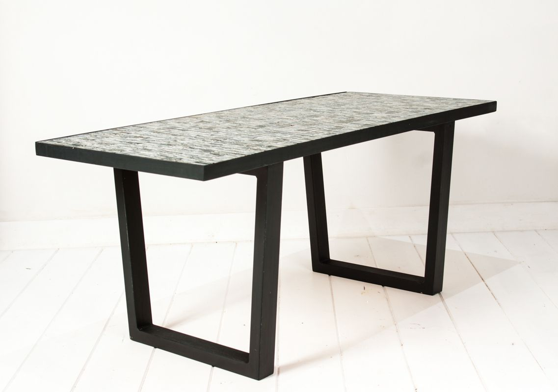 Vintage Tile Table 40