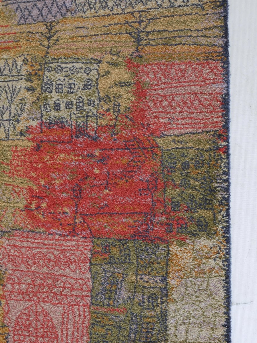 Paul Klee Rug Home Decor