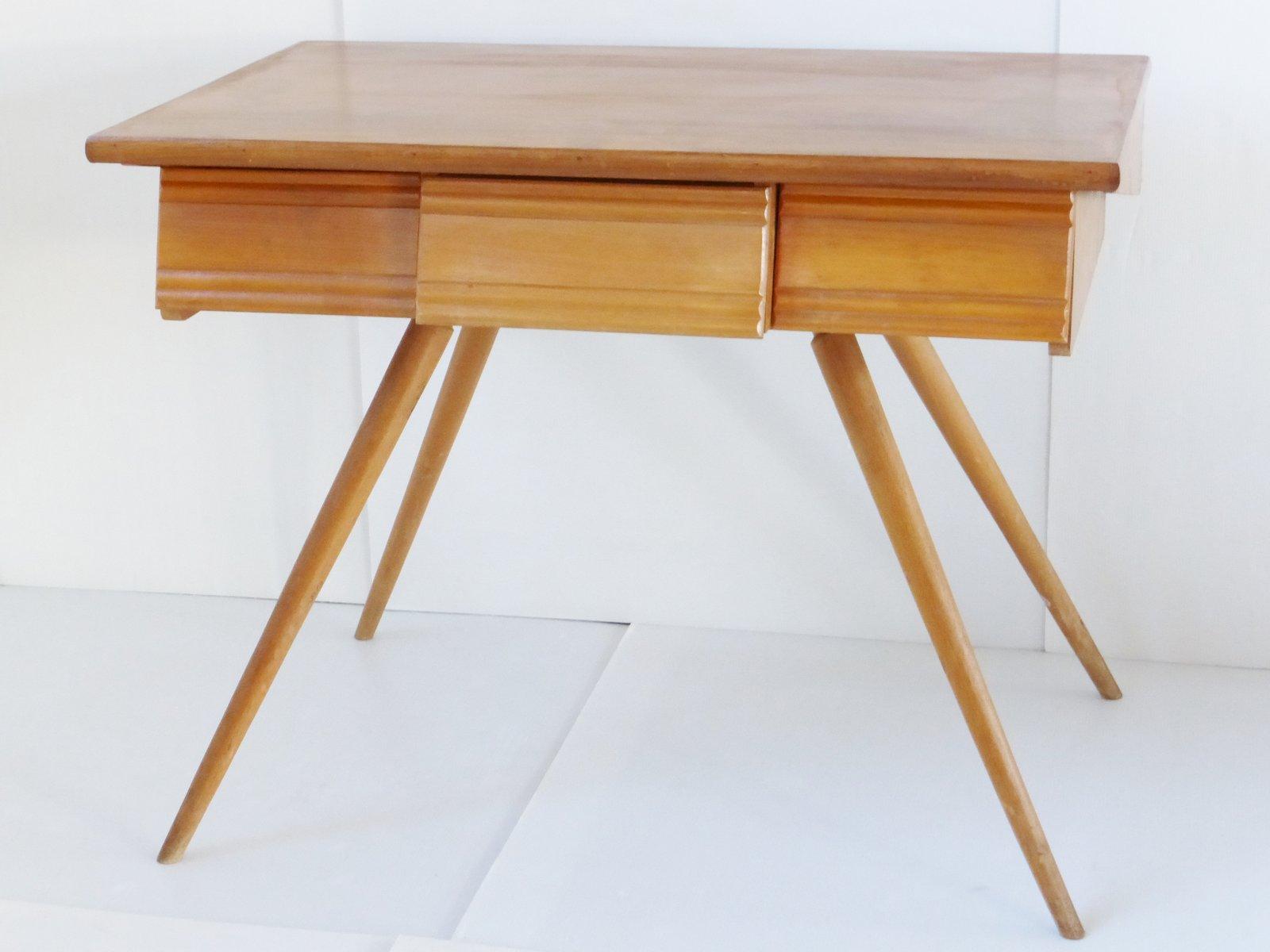 mid century kinder schreibtisch 1950er bei pamono kaufen. Black Bedroom Furniture Sets. Home Design Ideas