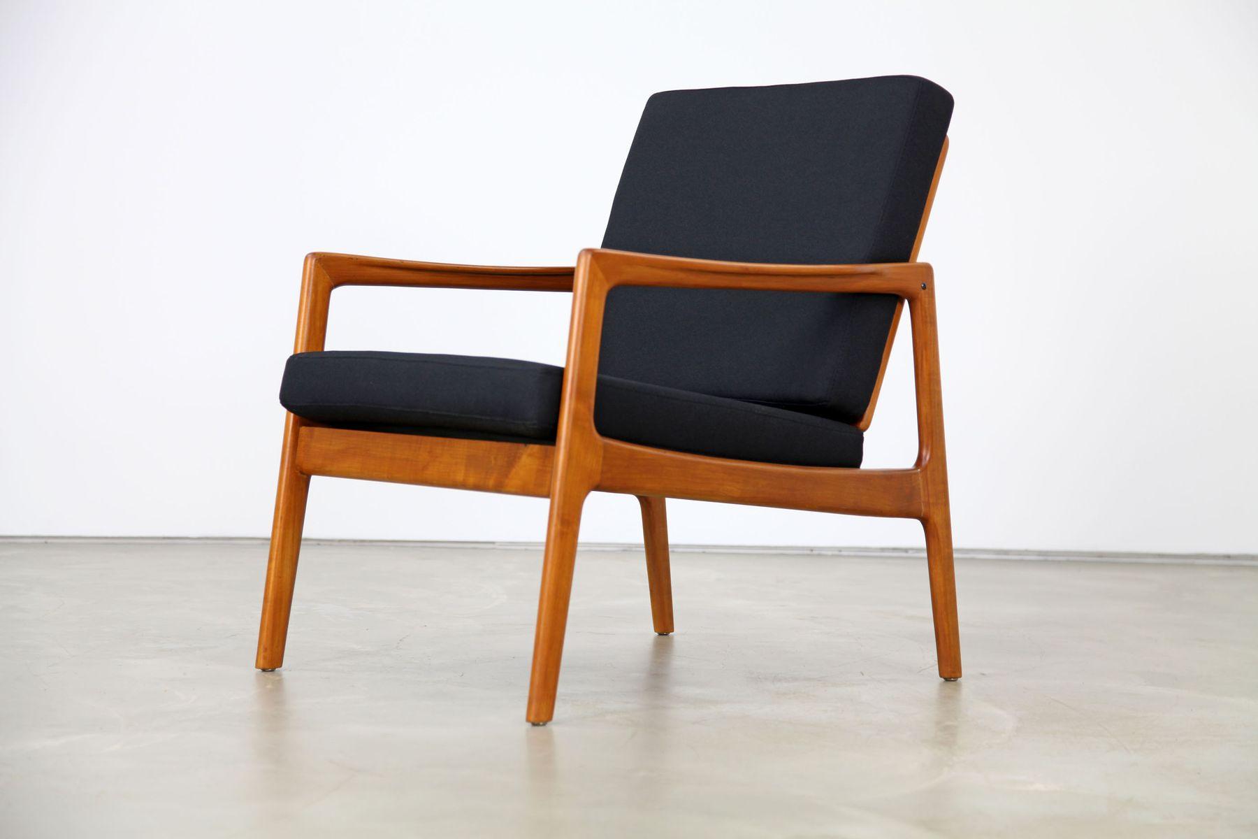 danish modern sessel 1960er bei pamono kaufen. Black Bedroom Furniture Sets. Home Design Ideas