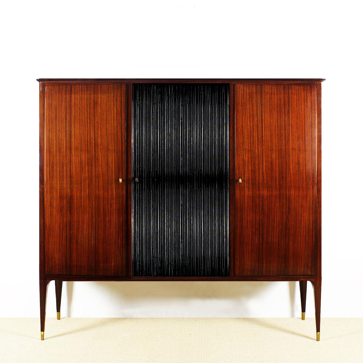Barschrank von mobili d 39 arte cant 1940er bei pamono kaufen - Mobili d arte ...