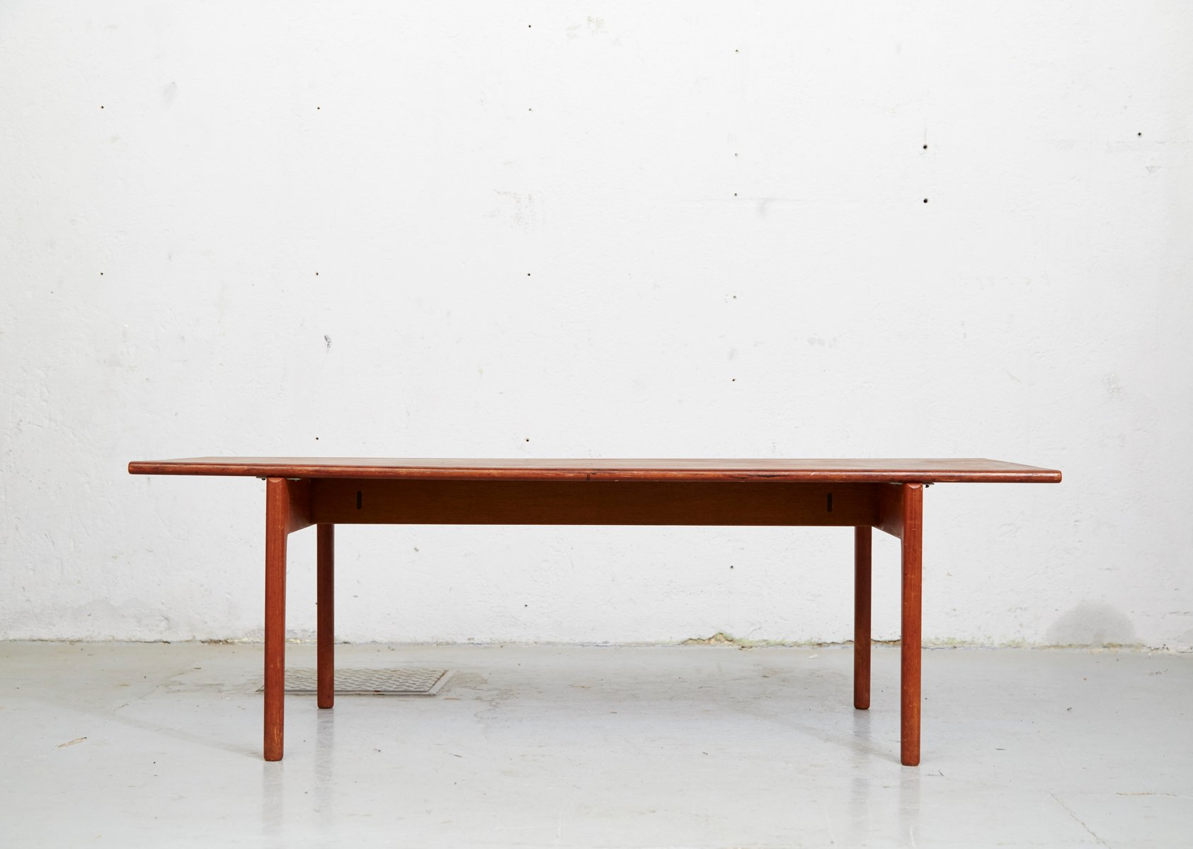 Mid Century Model AT 15 Coffee Table by Hans J Wegner for Andreas