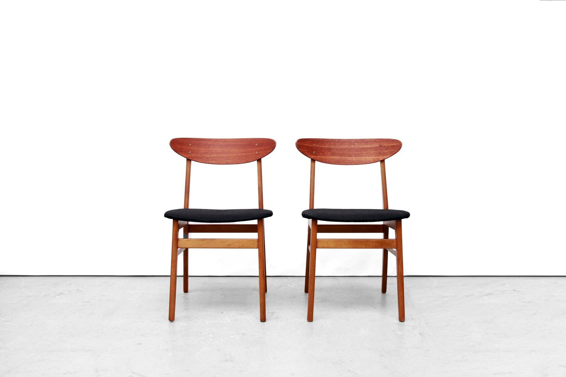d nischer stuhl von farstrup 1960er bei pamono kaufen. Black Bedroom Furniture Sets. Home Design Ideas