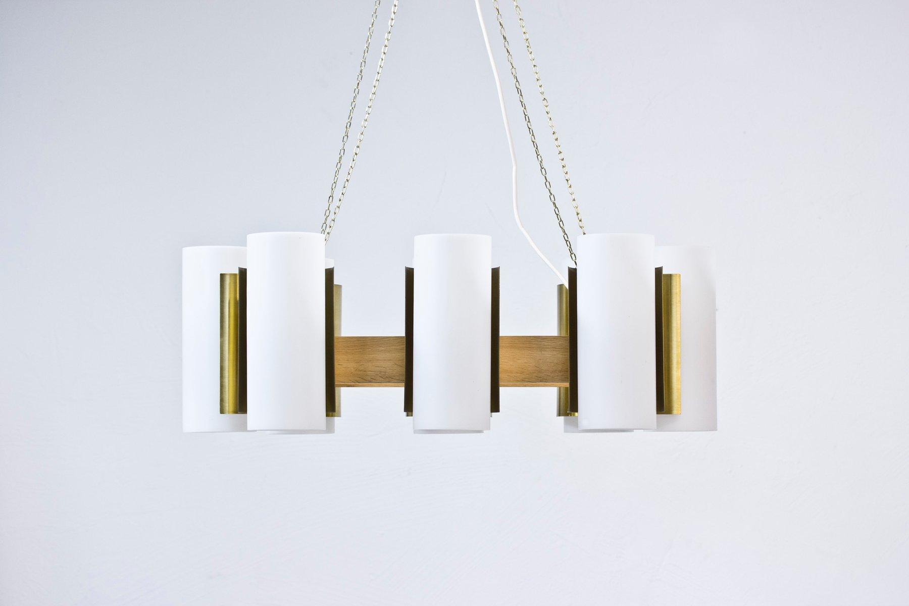 Swedish chandelier by sten carlquist for hans agne jakobsson ab in swedish chandelier by sten carlquist for hans agne jakobsson ab in markaryd 1950s arubaitofo Gallery
