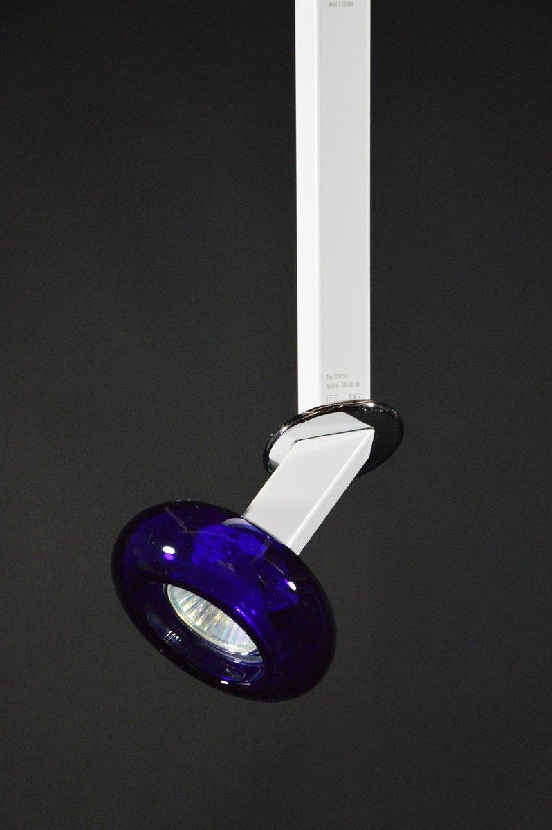 artos spotlights von ettore sottsass f r zumtobel staff. Black Bedroom Furniture Sets. Home Design Ideas