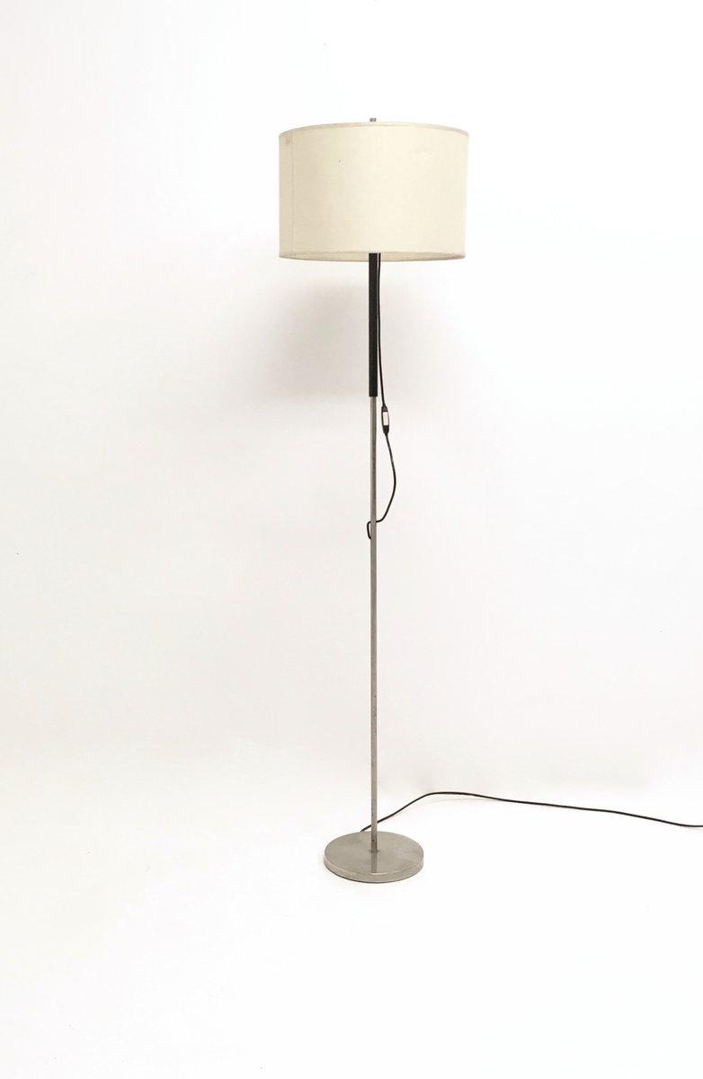Italian Model 380 Adjustable Floor Lamp By Giuseppe Ostuni For Oluce, 1960s