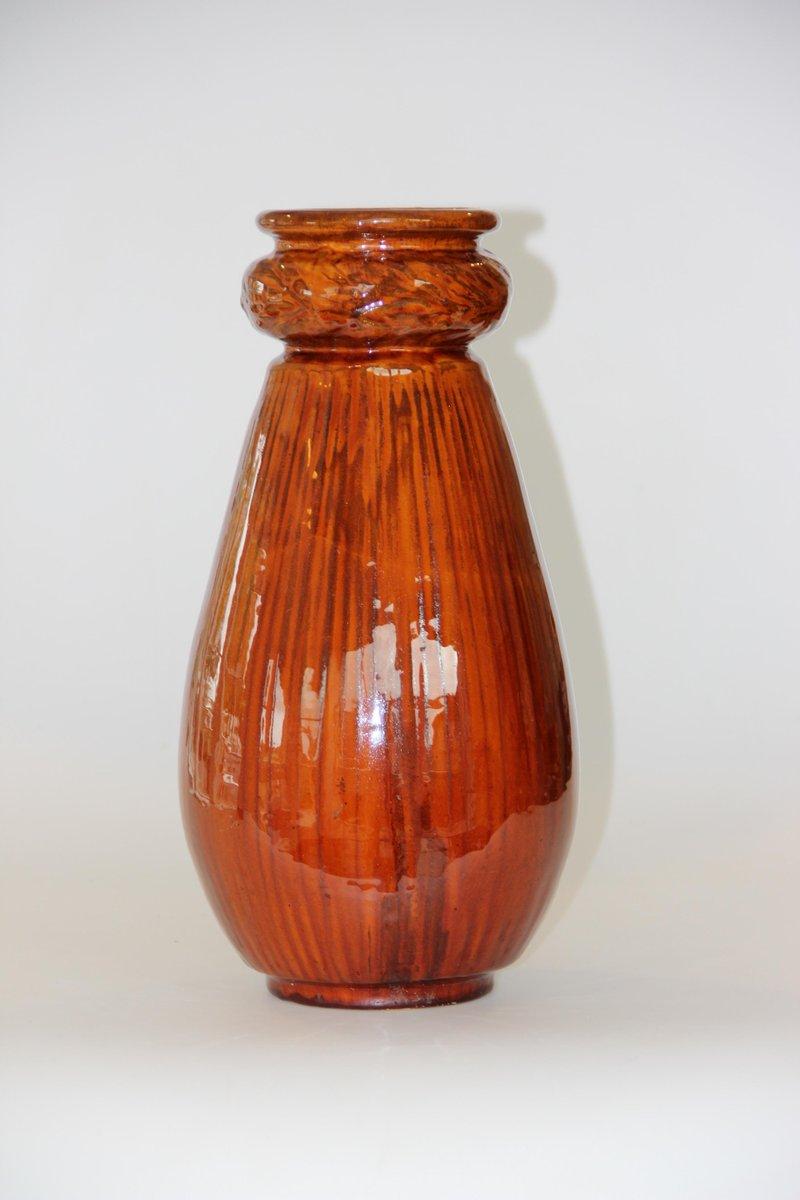 vintage ceramic vase from k hler for sale at pamono. Black Bedroom Furniture Sets. Home Design Ideas