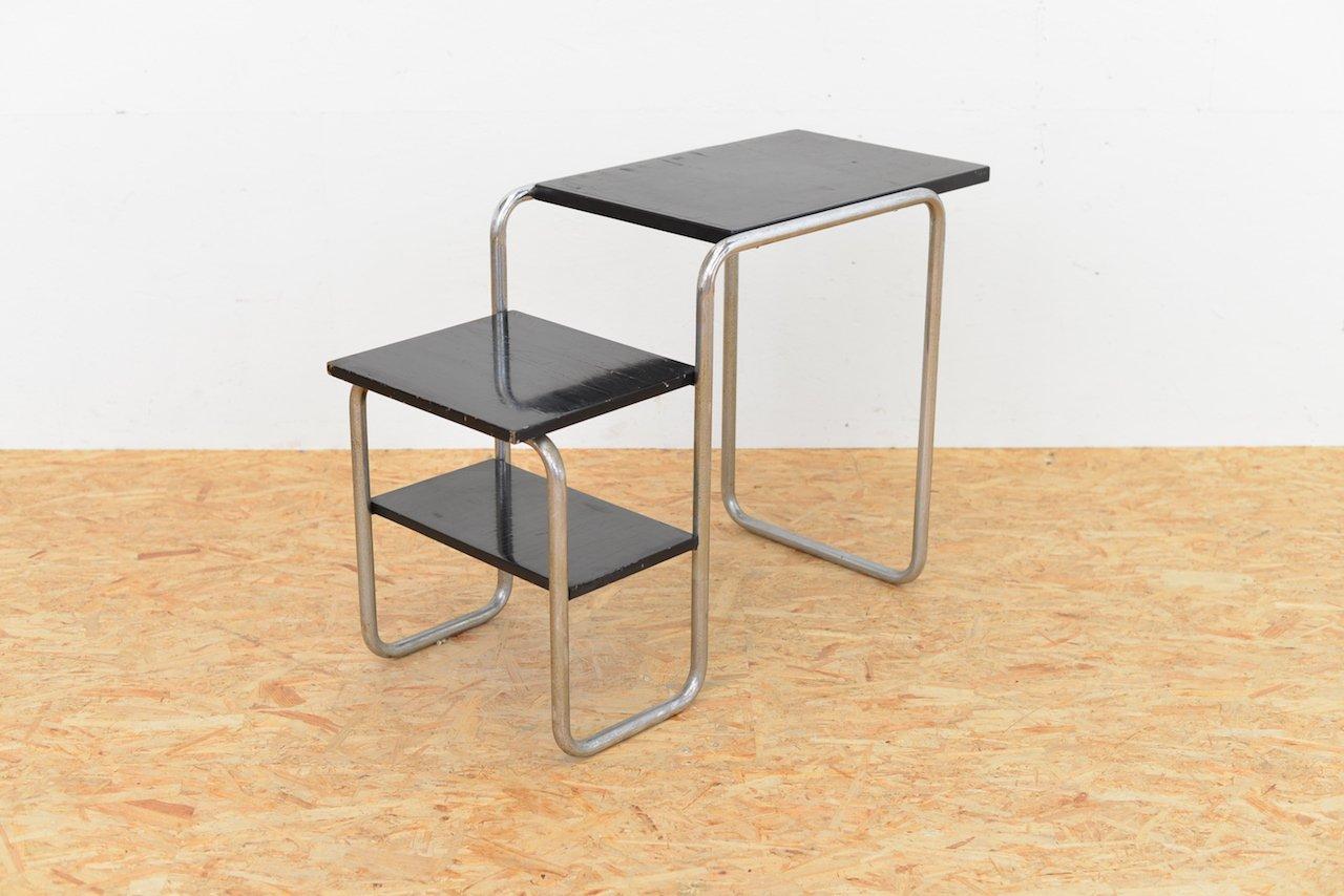 dactylo tisch von marcel breuer f r bigla bei pamono kaufen. Black Bedroom Furniture Sets. Home Design Ideas