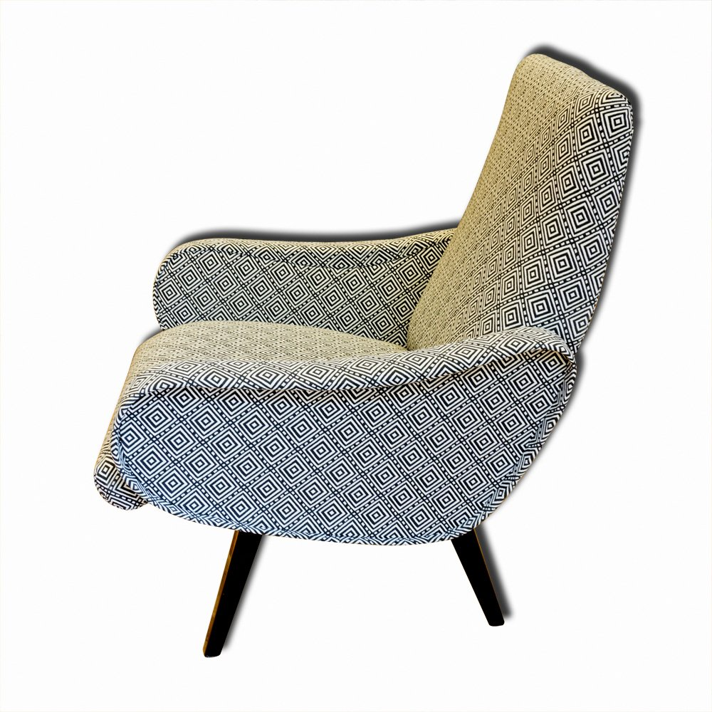 tschechische mid century sessel 2er set bei pamono kaufen. Black Bedroom Furniture Sets. Home Design Ideas