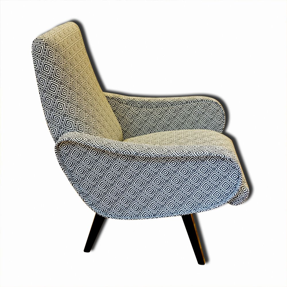 Mid Century Czech Armchairs Set Of 2 For Sale At Pamono