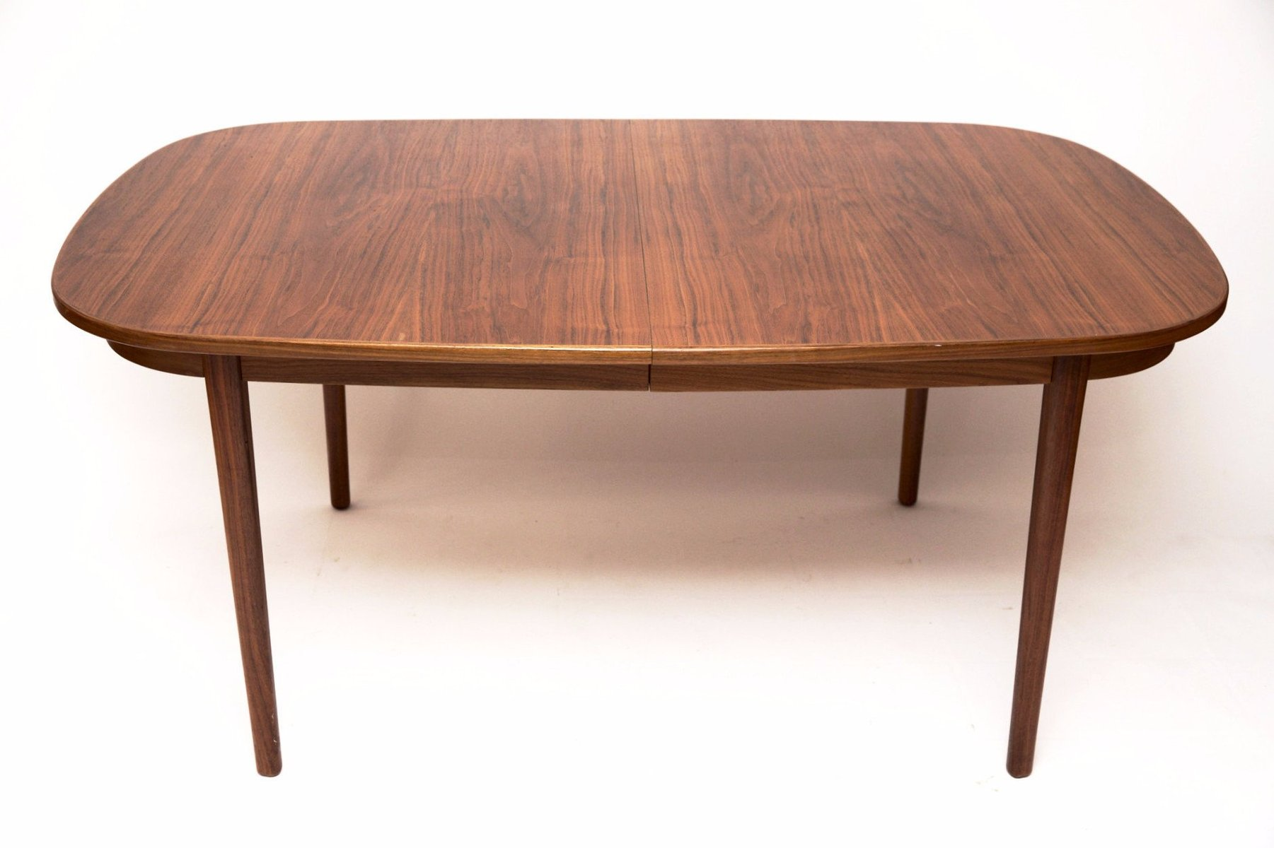 Mid Century Danish Extending Dining Table For Sale At Pamono