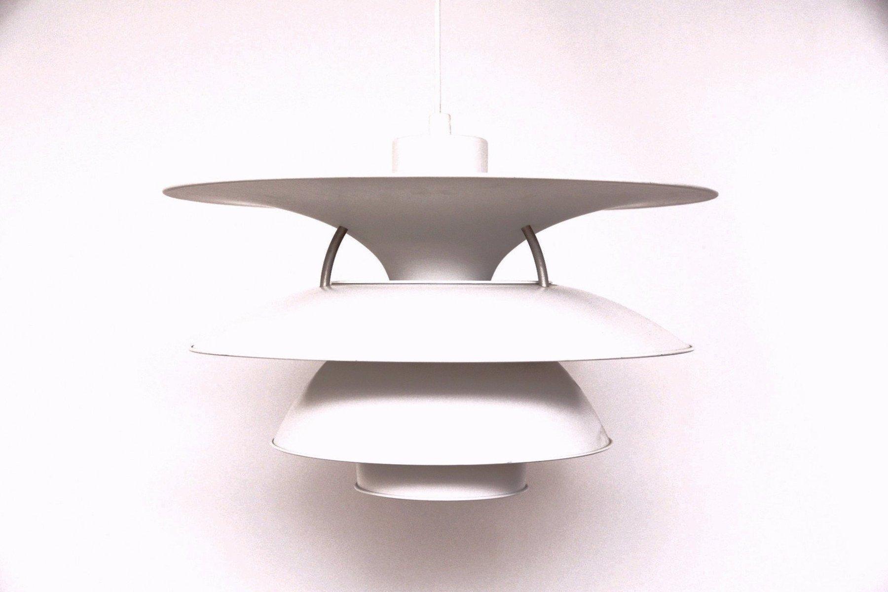 charlottenborg-lampe-von-poul-henningsen-fuer-louis-poulsen-1979-1 Schöne Lampe Mit Mehreren Lampenschirmen Dekorationen