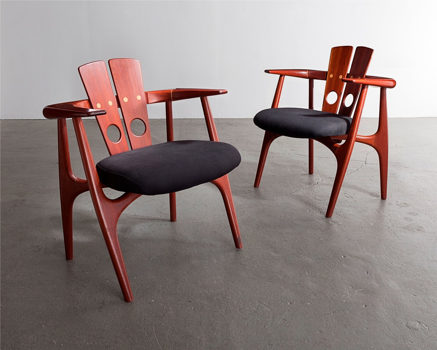 Katita Chair By Sergio Rodrigues, 2004 For Sale At Pamono