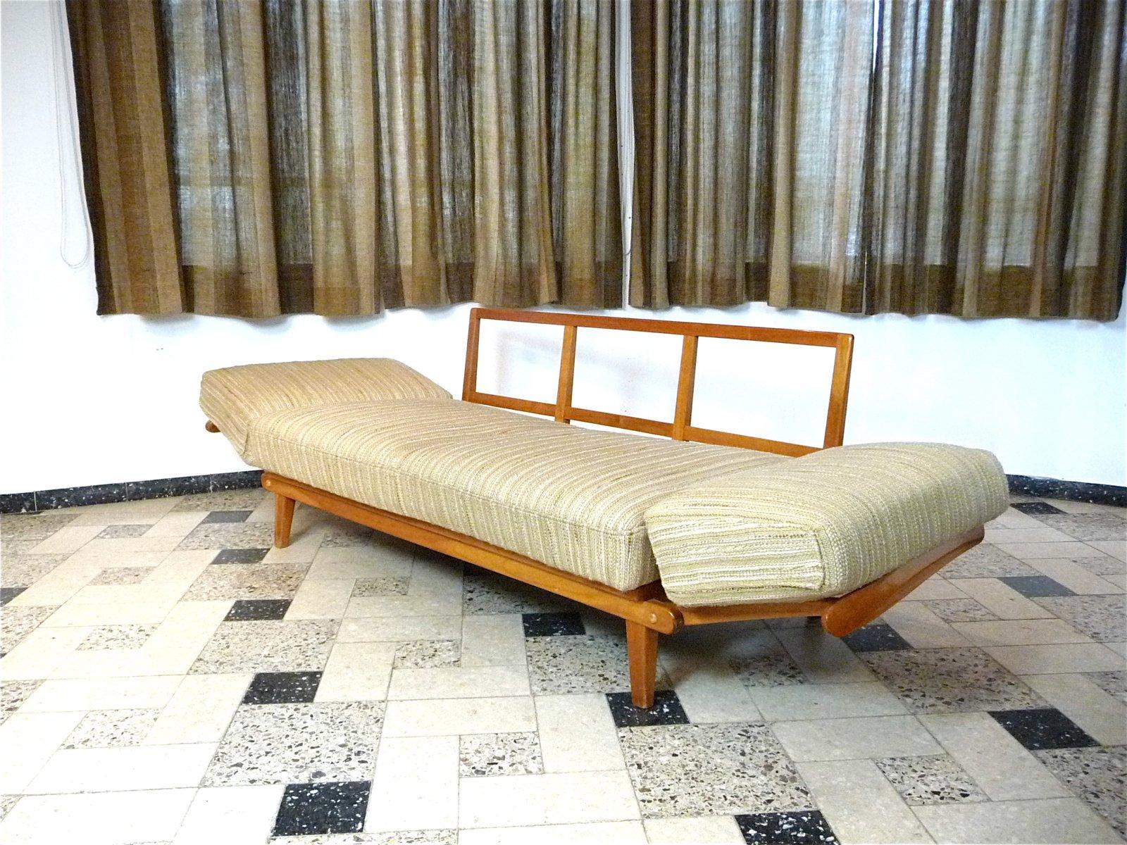 Divan mid century de wilhelm knoll allemagne 1960s en for Vente de divan