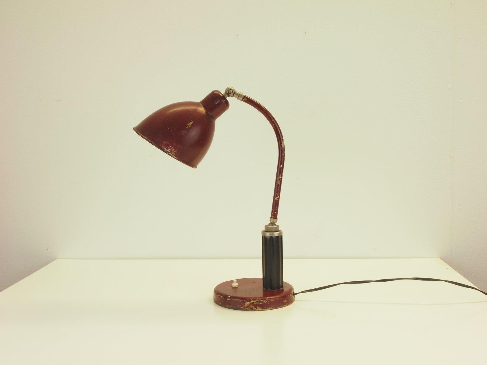 lampe de bureau vintage molitor grapholux par christian dell pour molitor zweckleuchten en vente. Black Bedroom Furniture Sets. Home Design Ideas