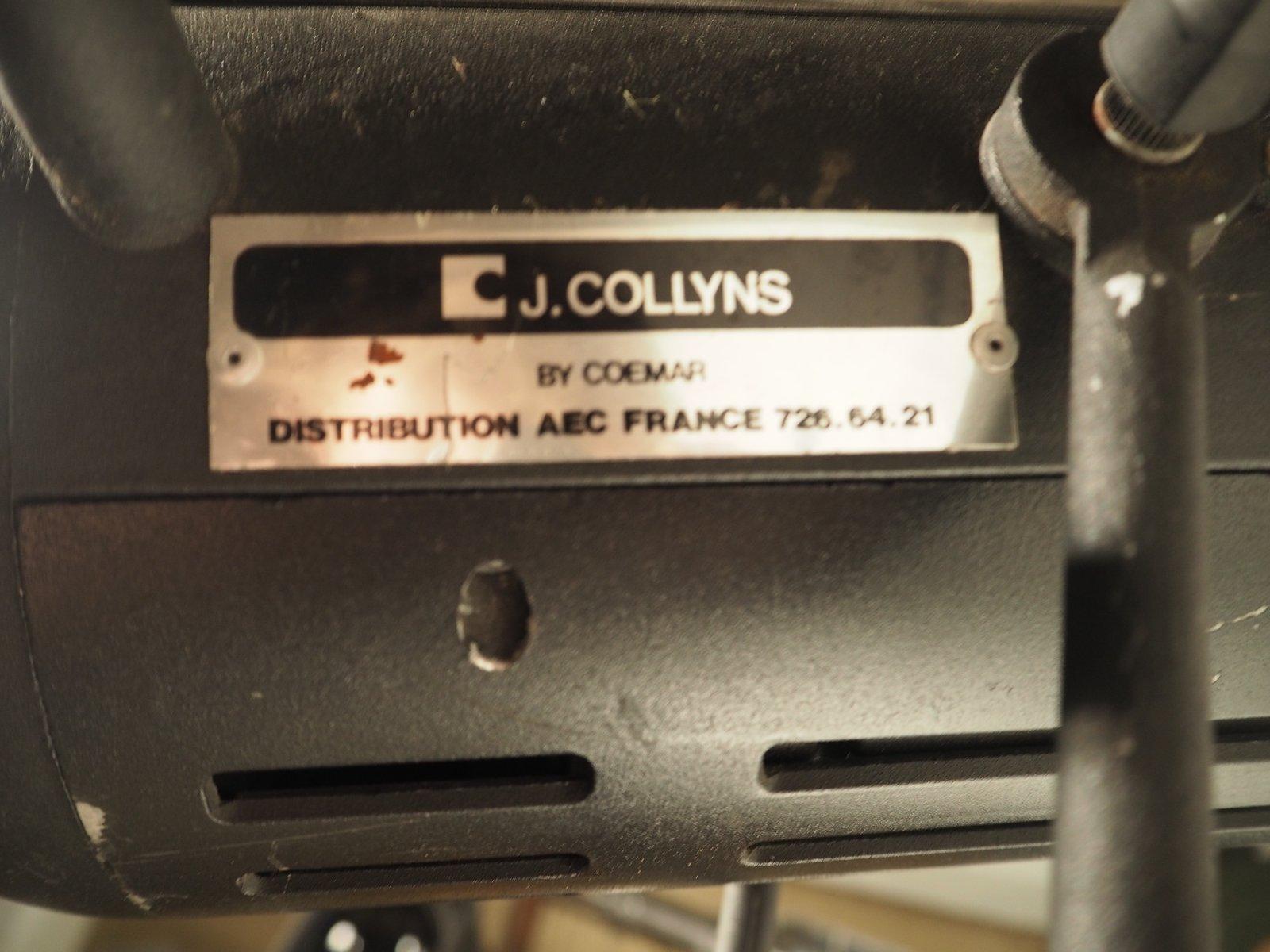 Lampadaire Projecteur J Collyns De Coemar France 1960s En Vente Sur Pamono
