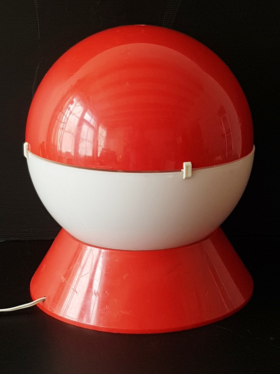 Plastic Table Lamp 1970s for sale at Pamono