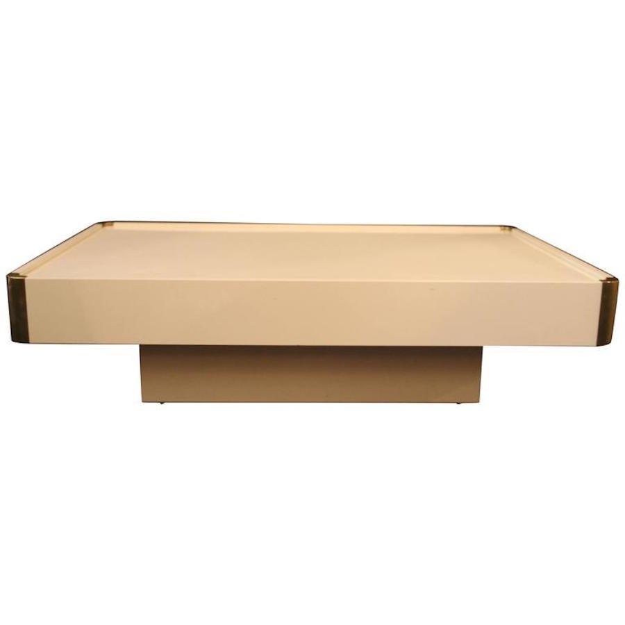 table basse vintage par willy rizzo pour mario sabot italie 1970s en vente sur pamono. Black Bedroom Furniture Sets. Home Design Ideas