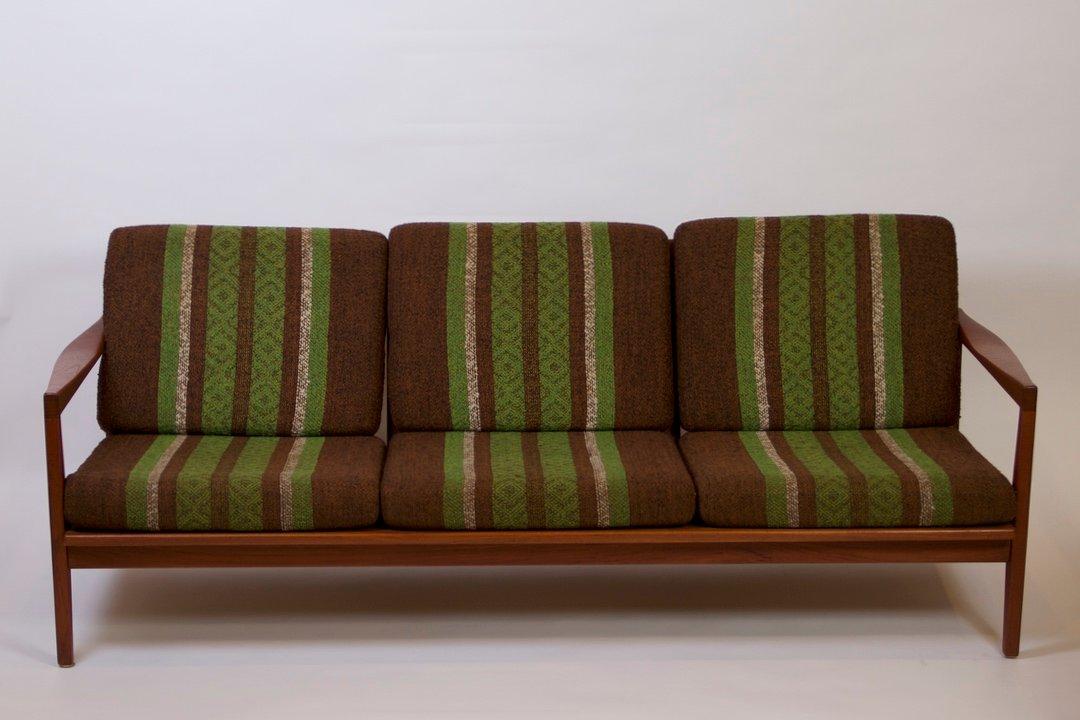 Teakholz sofa sessel von svante skogh bei pamono kaufen for Sofa sessel
