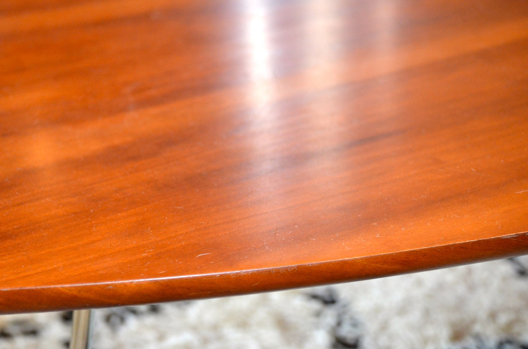 Vintage Rudder Coffee Table By Isamu Noguchi For Herman