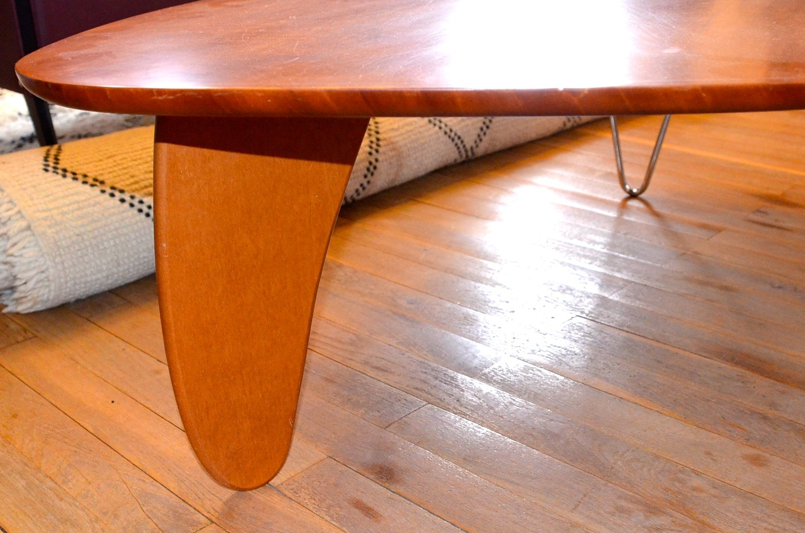 Vintage Rudder Coffee Table By Isamu Noguchi For Herman Miller For Sale At Pamono