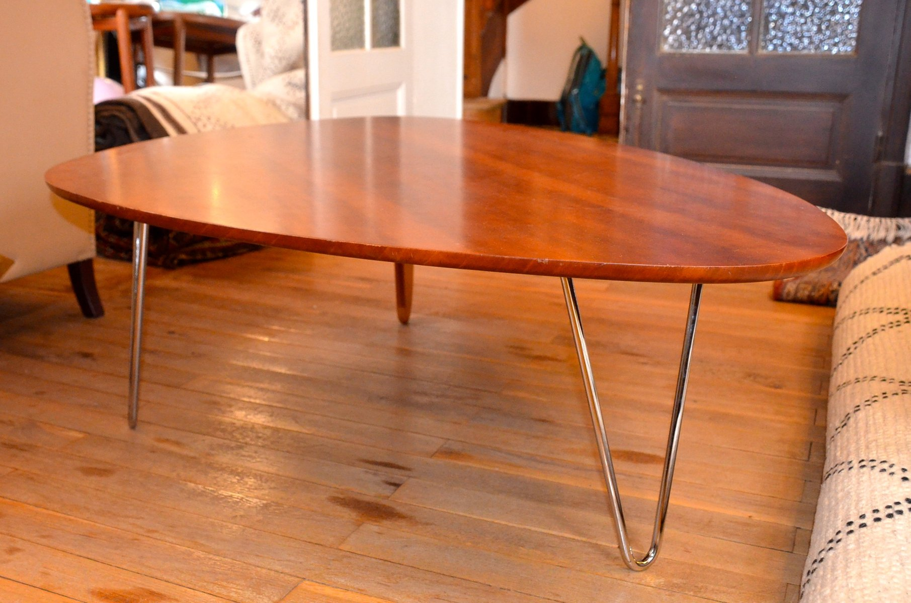 Vintage Rudder Coffee Table by Isamu Noguchi for Herman Miller for