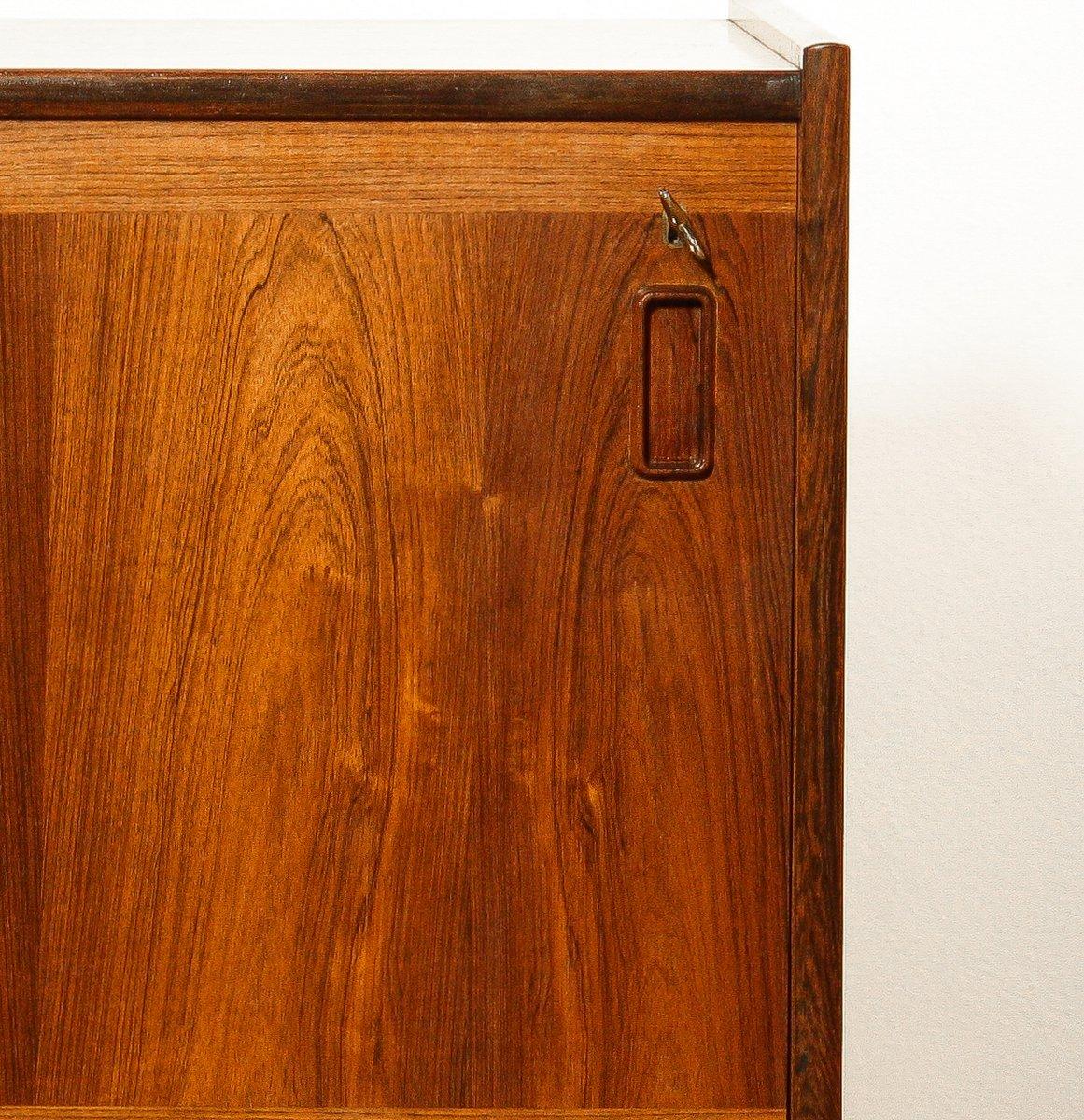 vintage sideboard from omann jun for sale at pamono. Black Bedroom Furniture Sets. Home Design Ideas