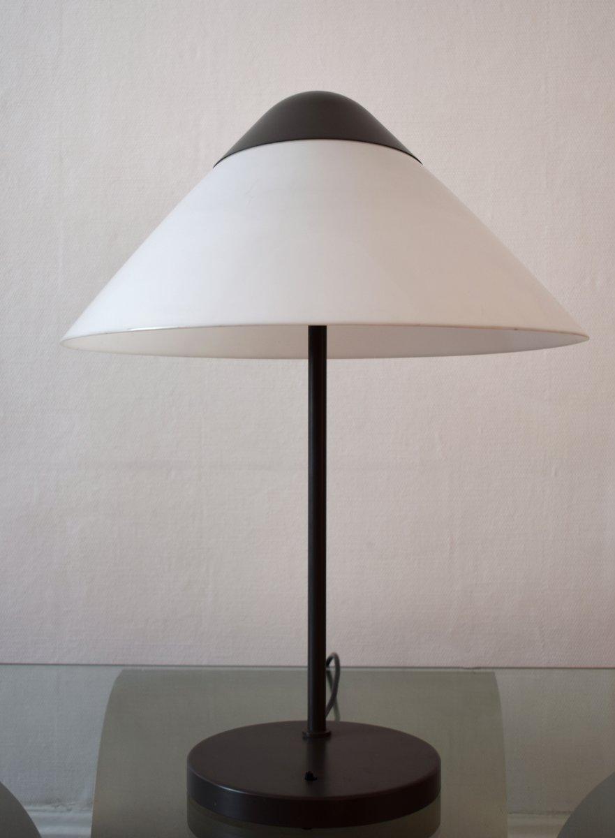 lampe opala par hans wegner pour louis poulsen 1970s en. Black Bedroom Furniture Sets. Home Design Ideas