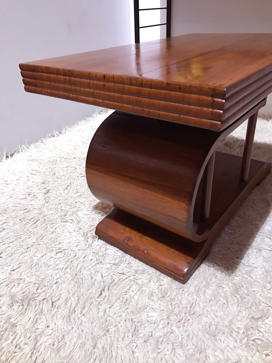 small art deco occasional coffee table 1930s for sale at pamono. Black Bedroom Furniture Sets. Home Design Ideas