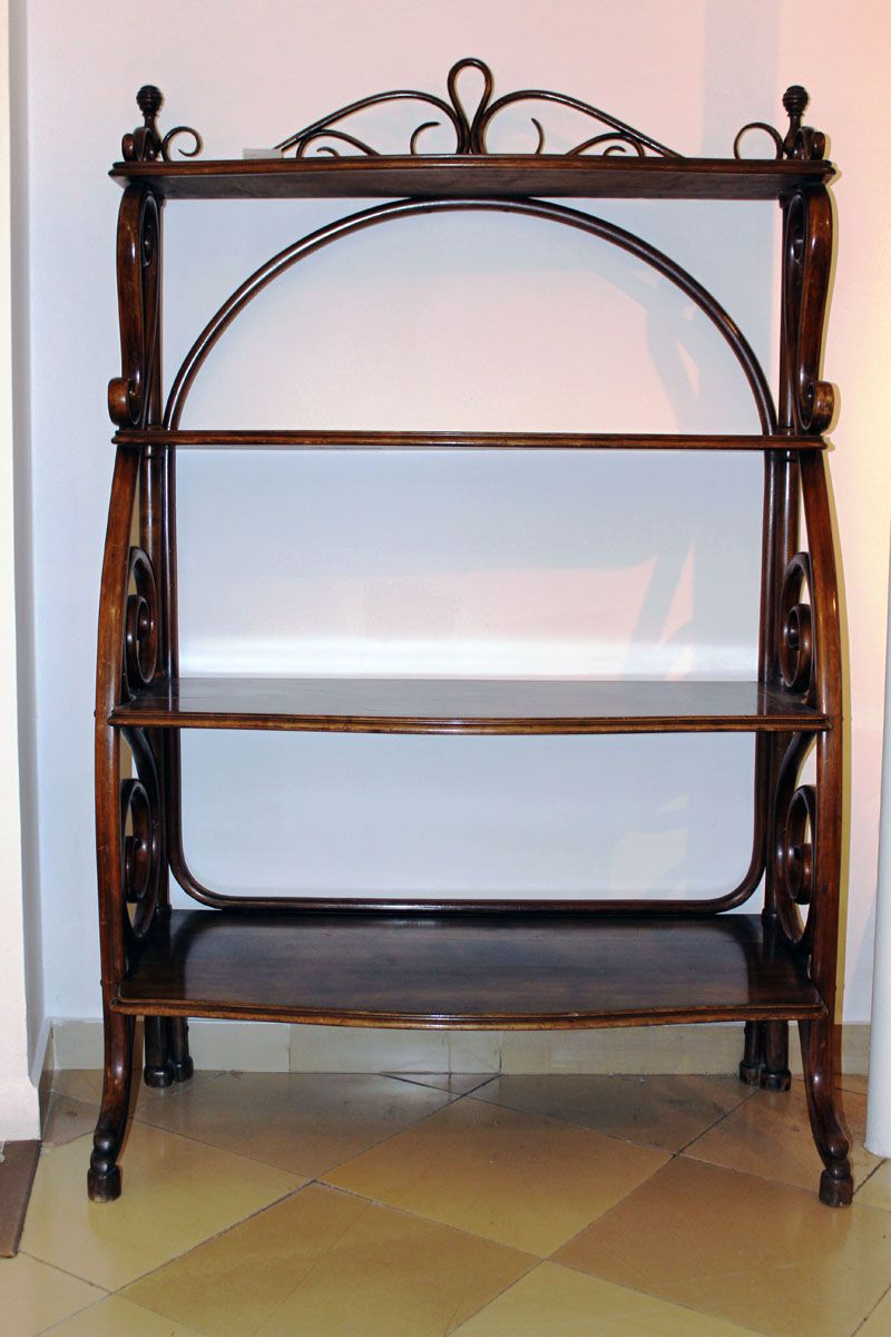 model no 2 etag re from thonet 1900s for sale at pamono. Black Bedroom Furniture Sets. Home Design Ideas