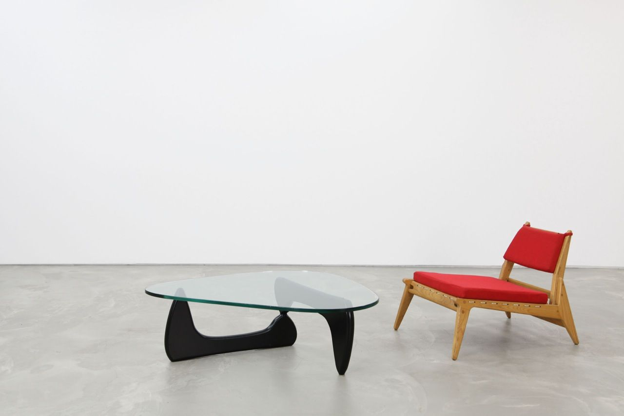 IN50 Coffee Table by Isamu Noguchi for Herman Miller 1960s for