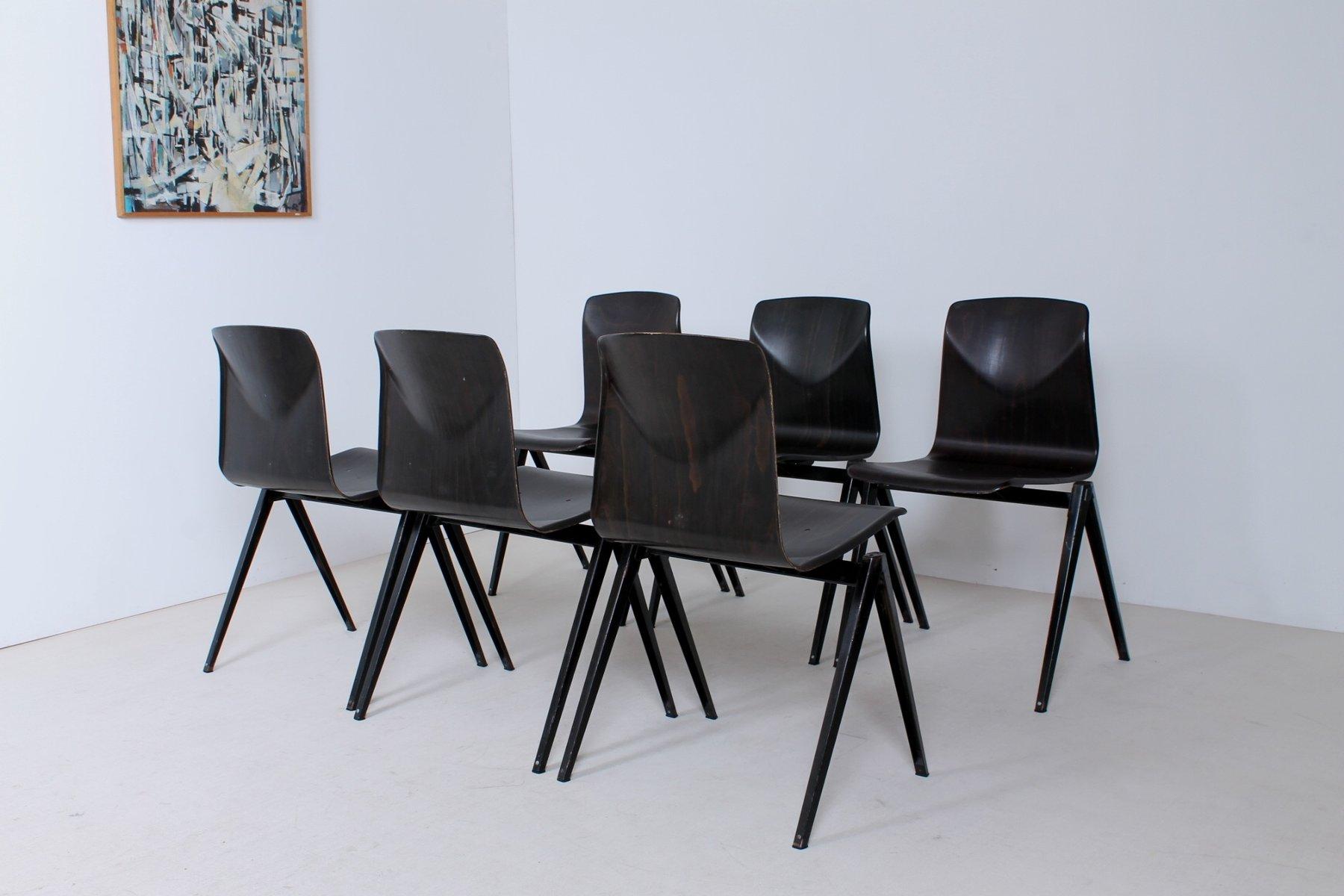 schwarze st hle ziel m belideen. Black Bedroom Furniture Sets. Home Design Ideas