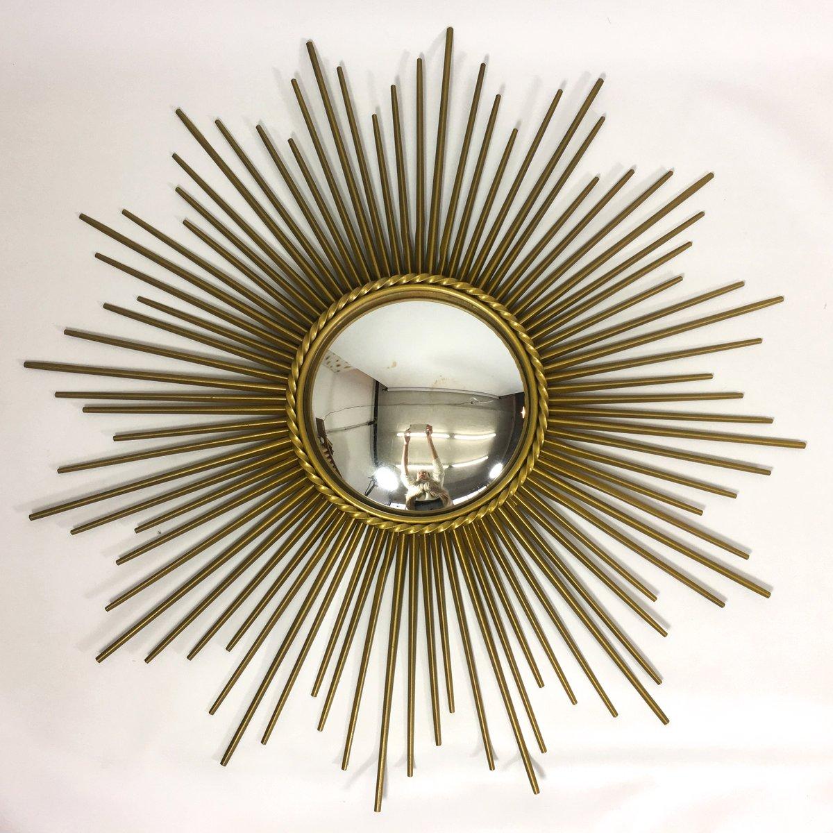 mid century sonnenspiegel von chaty vallauris bei pamono kaufen. Black Bedroom Furniture Sets. Home Design Ideas
