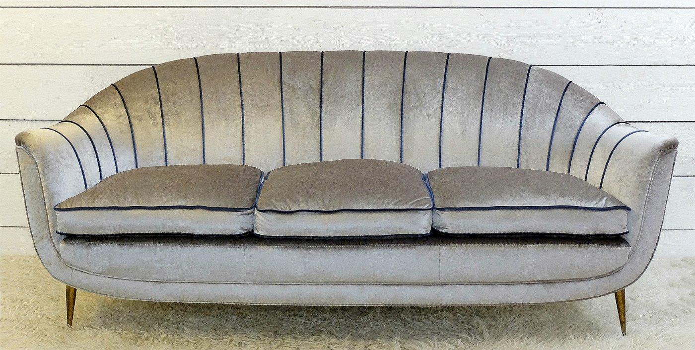 Italienisches Vintage Sofa 1950er Bei Pamono Kaufen