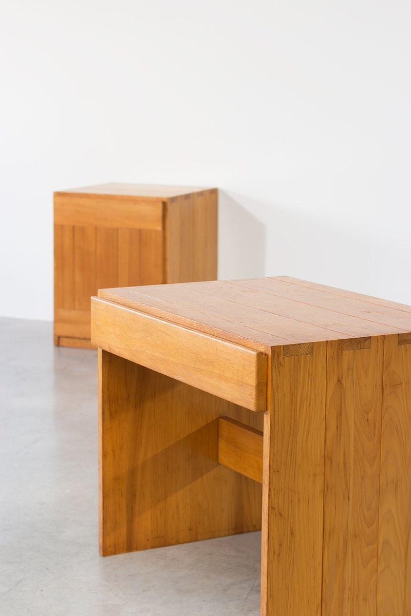 Vintage Swedish Pine Desk Cabinet For Sale At Pamono